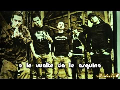 Simple Plan - Just Around The Corner (español) - YouTube