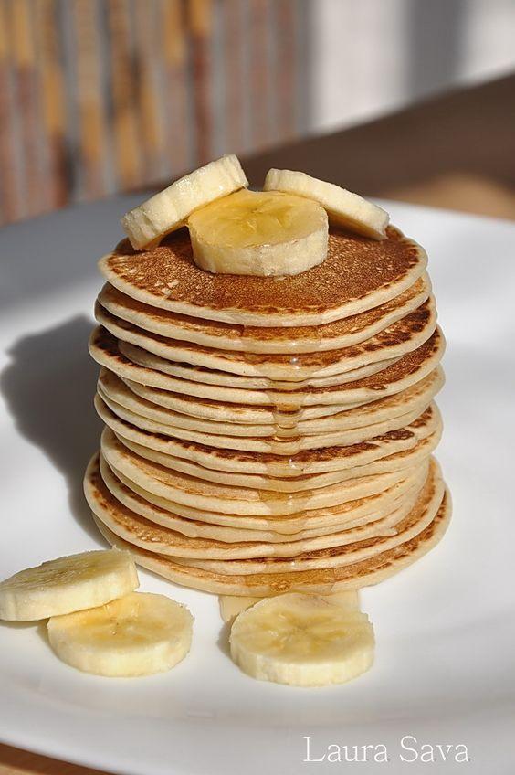 Pancakes de post