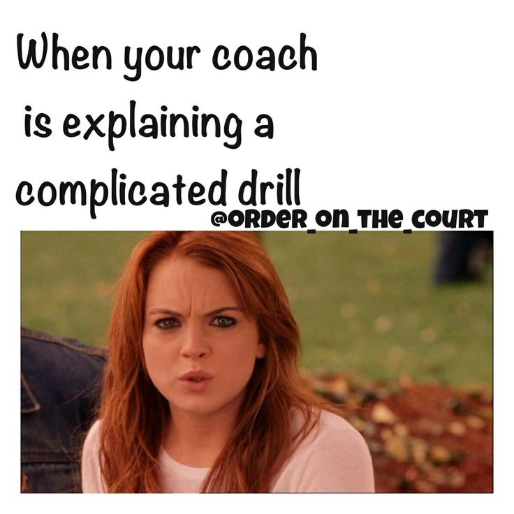 Two of my favorite things.... Volleyball and Mean Girls!