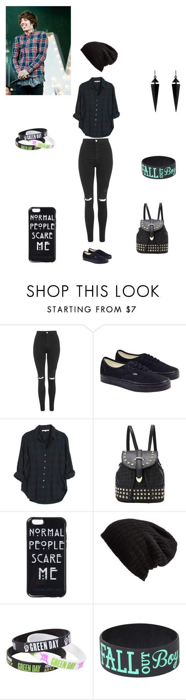 """Date with Oli"" by roxas-lightwood ❤ liked on Polyvore featuring Topshop, Vans, Xirena, Free People, Oasis and Sykes"