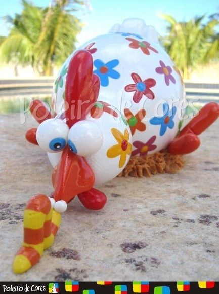 Calabash Chicken – Sculptures and Pictures – #Pictures #CalebassChicken #Sculpture …  – Keramische Kunst