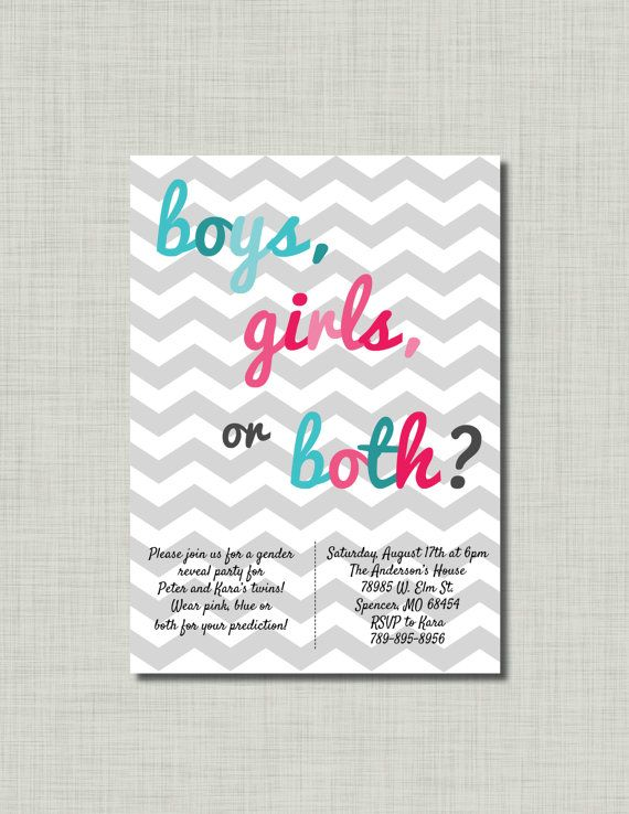 10 best gender reveal ideas images on pinterest gender party hey i found this really awesome etsy listing at https stopboris Choice Image