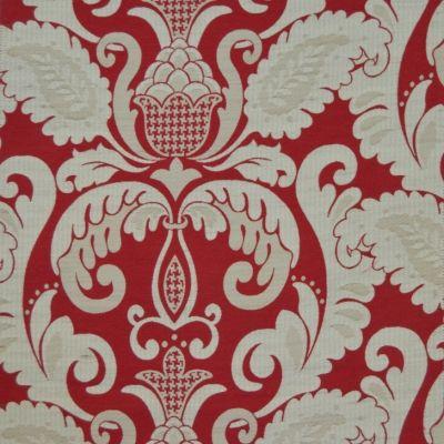 Cheyenne Cranberry 82%Cott/18%Poly 139cm |34cm Curtaining