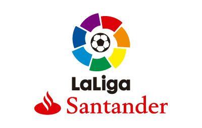 Image result for la liga santander logo