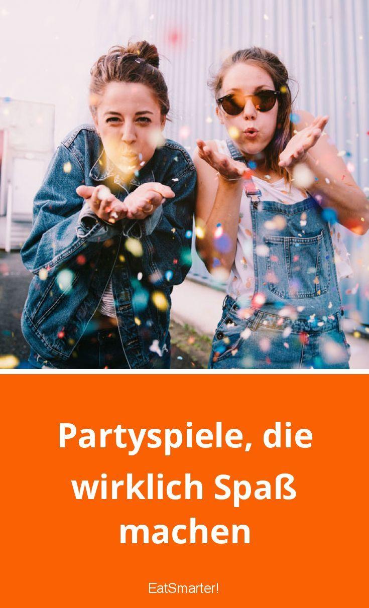 Silvester Partyspiele