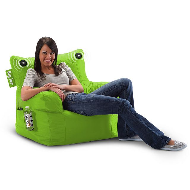 Big Joe Brio! Plays music from your devices! Available at Meijer.: Dorm Room, Joe Brio, Club Chairs, Plays Music, Comfy Chairs, Joe Dorm, Dorm Chairs, Big Joe, Beans Bags Chairs