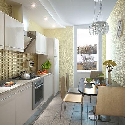дизайн маленькой кухни - Поиск в Google