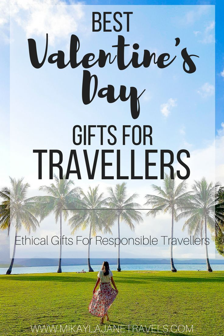 Best Valentine's Day Gifts For Travellers