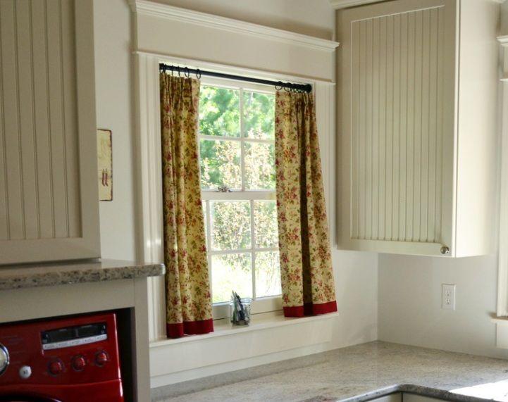 25 best laundry room curtains ideas on pinterest garage. Black Bedroom Furniture Sets. Home Design Ideas