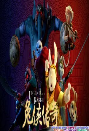 Bộ Phim : Kungfu Thỏ Ngố ( Legend Of A Rabbit ) 2011 - Phim Trung Quốc. Thuộc thể loại : Phim Hoạt Hình Quốc gia Sản Xuất ( Country production ): Phim Trung Quốc   Đạo Diễn (Director ): Lijun SunDiễn Viên ( Actors ): Jon Heder, Rebecca BlackThời Lượng ( Duration ): 89 phútNăm Sản Xuất (Release year): 2011Nội dung phim: Legend Of A Rabbit là câu chuyện đi chú thỏ đầu bếp lành Thố Nhị, tồn tại tại một vùng