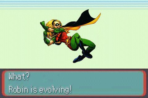 Robin-Batgirl