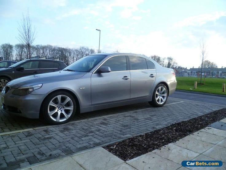 BMW 530d SE Auto Diesel 2004 (E60) #bmw #530d #forsale #unitedkingdom