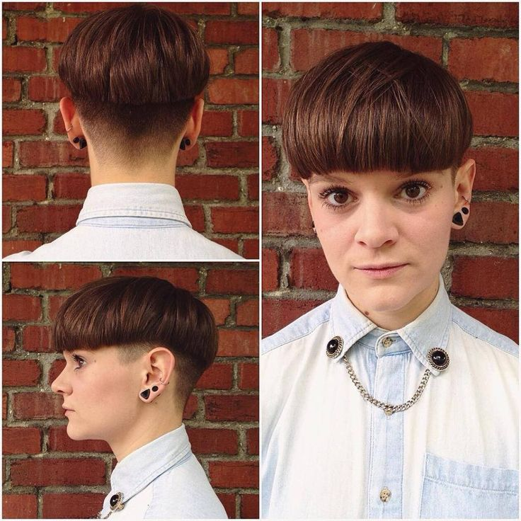 183 Best Best Bowl 4 Images On Pinterest Hairstyles Short