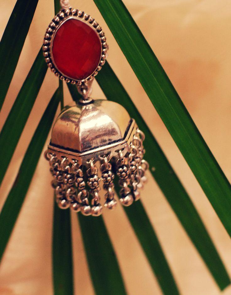 #Jhumkas - #festive wear at #fabindia