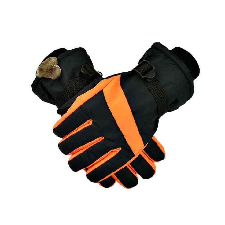 Winter Guantes Male Professional Ciclismo Esquiar Gloves Men Waterproof Gloves Warm Boy Christmas Gift Windproof Snow Glove G056