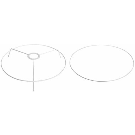 RAYHER Armature abat-jour / support lampe 30 cm 2 pièces - Rayher