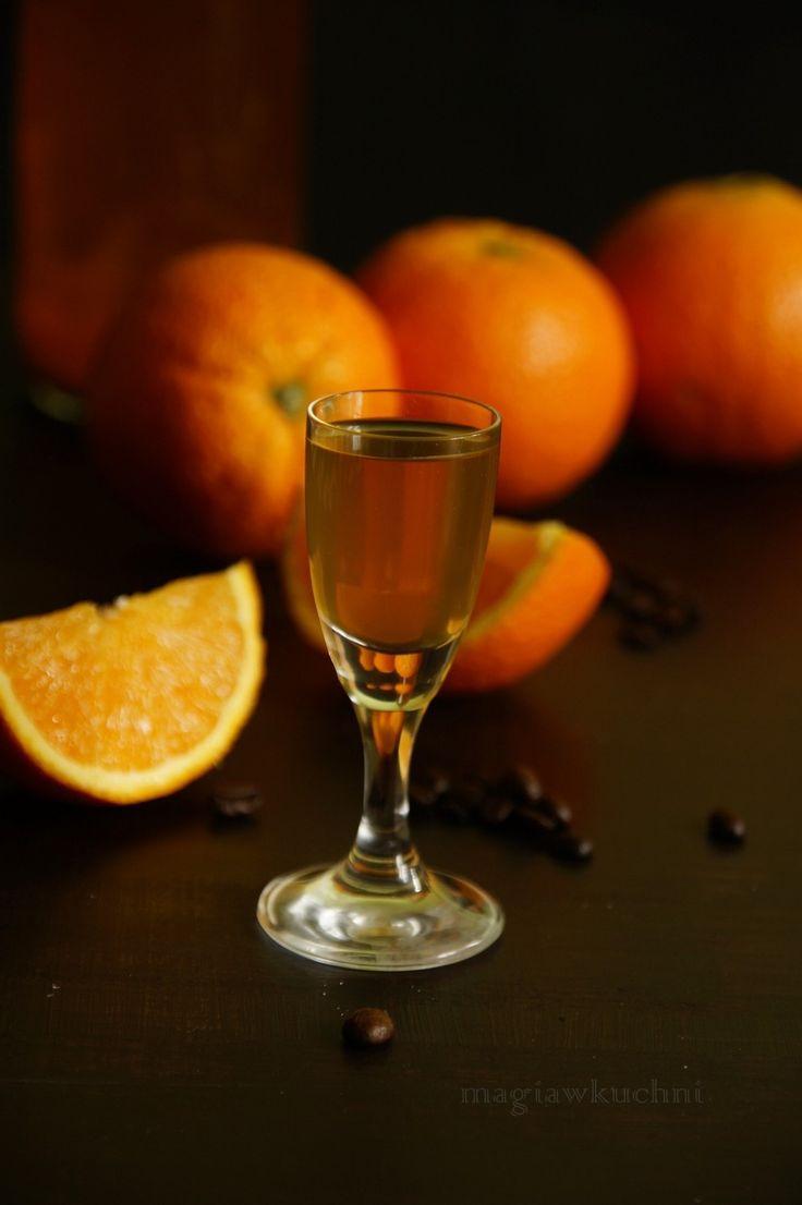 Nalewka Pomarańczowo - kawowa…