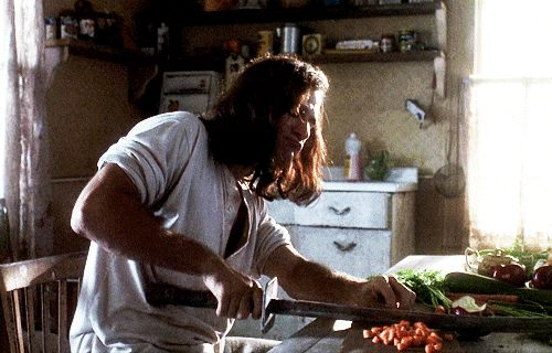 "He's helpful around the house. | 17 Reasons ""Teenage Mutant Ninja Turtles'"" Casey Jones Would Be A Fantastic Boyfriend"