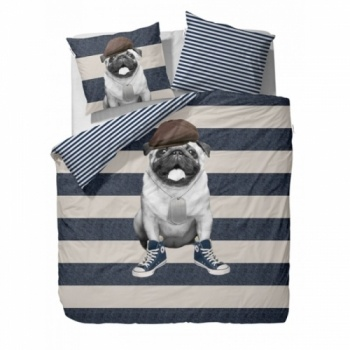 Covers - What's up dog? Maat 140x200 (1-persoons) Prijs: euro 39,95