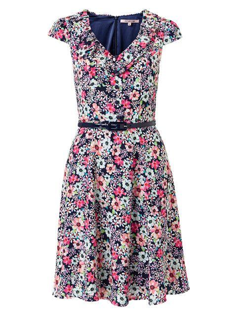 Whitney Floral Dress - the dress I won ❤️ {Review} xx