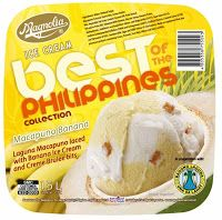 The Food Alphabet and More: Magnolia ice cream presents the best of the Philippines!
