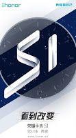 Honor Akan Melaunching Smartwatch Terbaru Mereka Honor S1 pada Tanggal 18 Oktober 2016