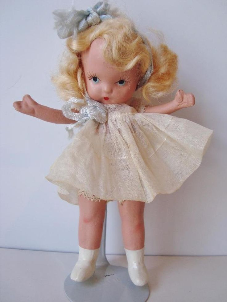 Ann storybook on pinterest nancy dell olio bisque doll and dolls