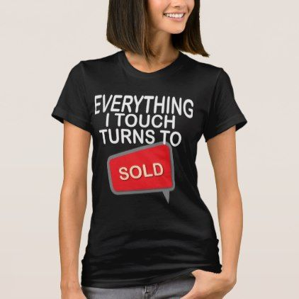 Real Estate Agent T Shirt