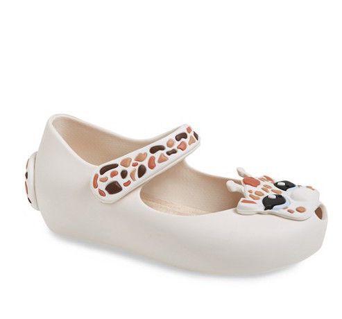 Zapatos blancos Melissa infantiles 2Y3zmMt