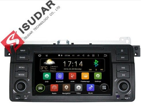 Price:  US $333.50 / piece   Discount Price: US $266.80 / piece 20% off Android 5.1.1 7 Inch Car DVD Player Multimedia For BMW/E46/M3/MG/ZT/3 Series Rover 75 Canbus Wifi GPS Navigation FM Radio Map