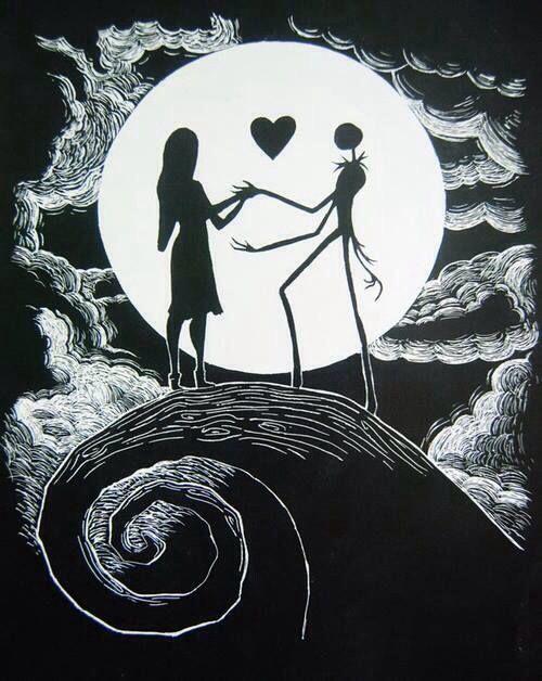 Fan Art, Jake and Sally