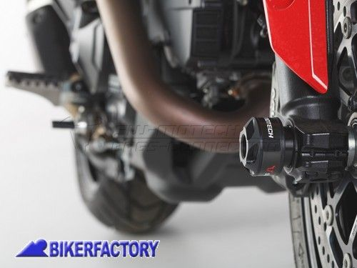 Tampone paracolpi forcella anteriore SW Motech x DUCATI Multistrada / S STP.22.176.10000/B