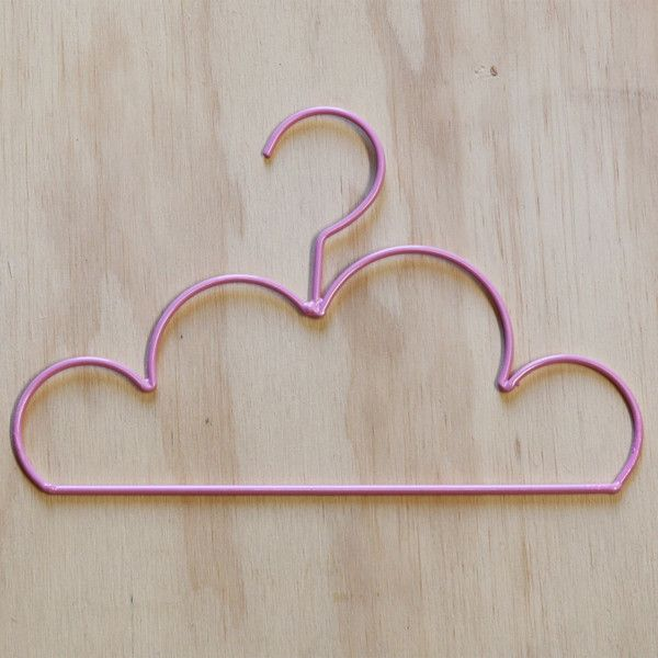Down To The Woods | Adult Cloud Coat Hanger