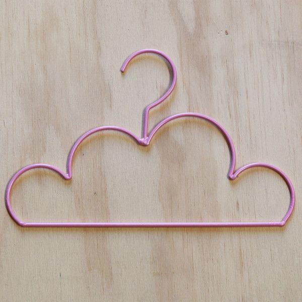 Down To The Woods | Adult Cloud Coat Hanger