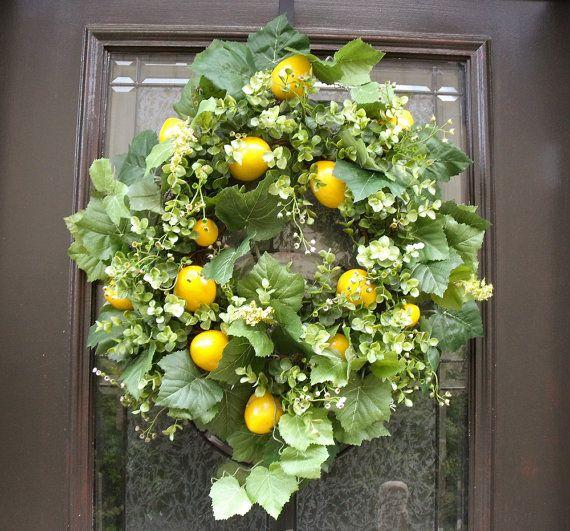 Best 25 Lemon Kitchen Decor Ideas On Pinterest Fruit