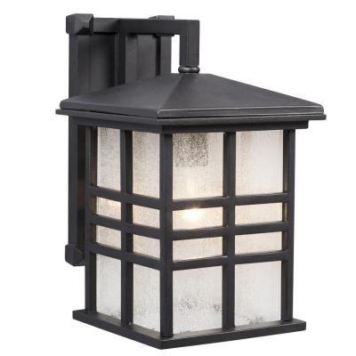 depot lights lighting lithonia sgll home light motion integrated pir with sensor garage led indoor flushmount black p ft