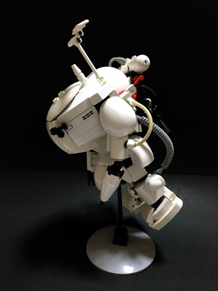 https://flic.kr/p/PxdaE5 | LEGO S.A.F.S (Super Armored Fighting Suit ) SPACE TYPE ファイアボール FIRE BALL #LEGO #レゴ#S.A.F.S #SF3D #横山宏