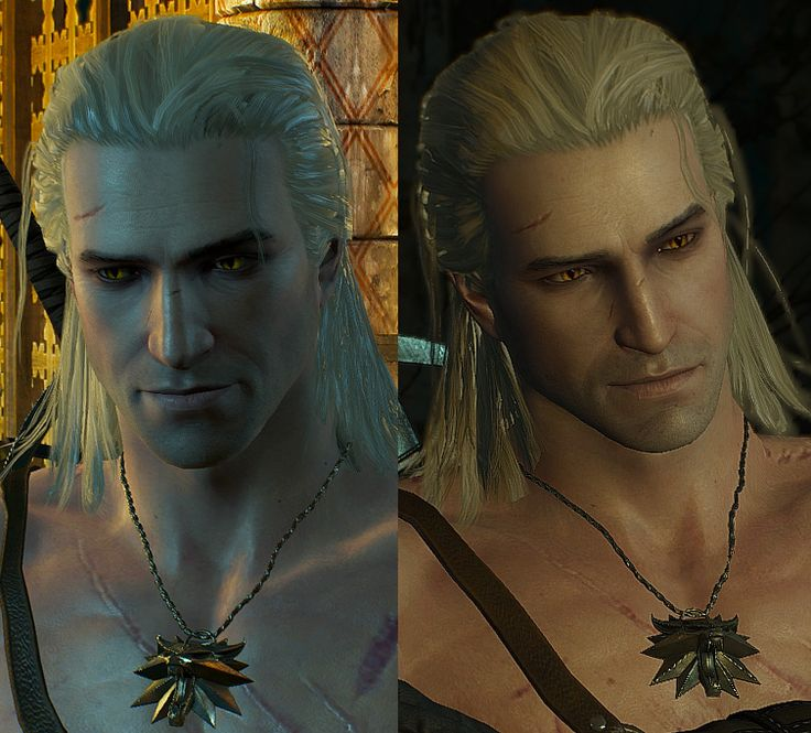 Young Geralt at The Witcher 3 Nexus - Mods and community