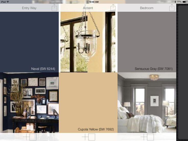 Sherwin Williams + Pottery Barn Collaboration. We Swatched Some Of Our  Faves. SwatchDeckApp.