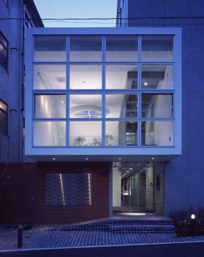 二葉アパートメント デザイナーズマンション