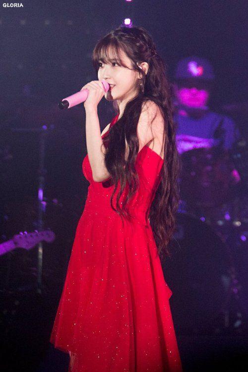 171111 IU Palette Concert in Gwangju by GLORIA