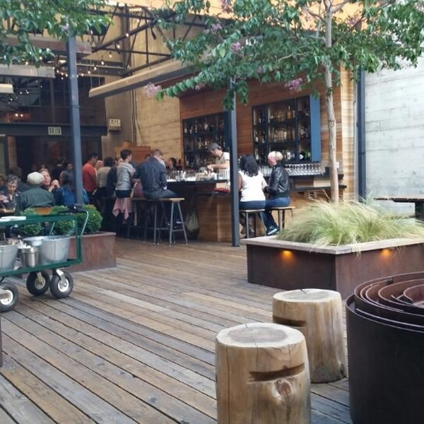 Comal   Mexican Restaurant With A Patio And Fire Pit   Downtown Berkeley    Berkeley,