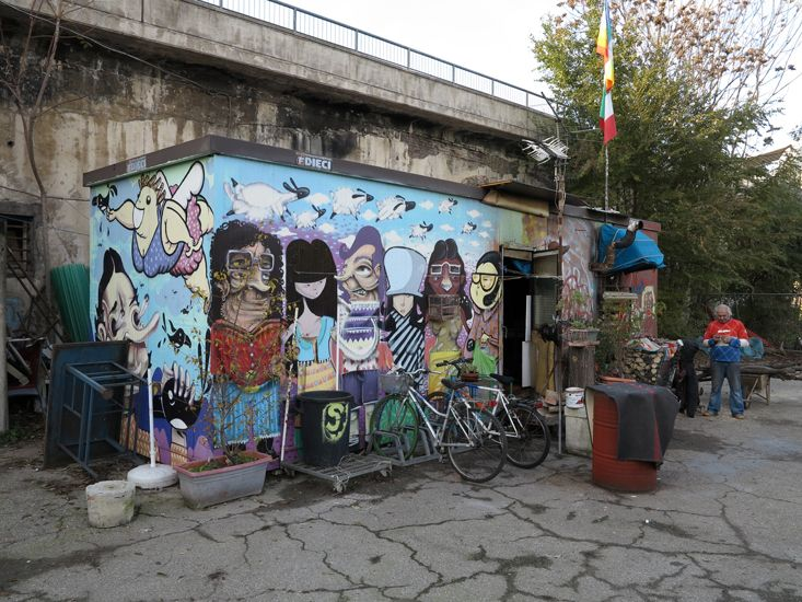 Container a Bologna