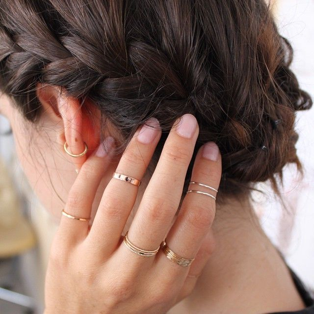 Saturday stacks and braids. #catbirdstacks