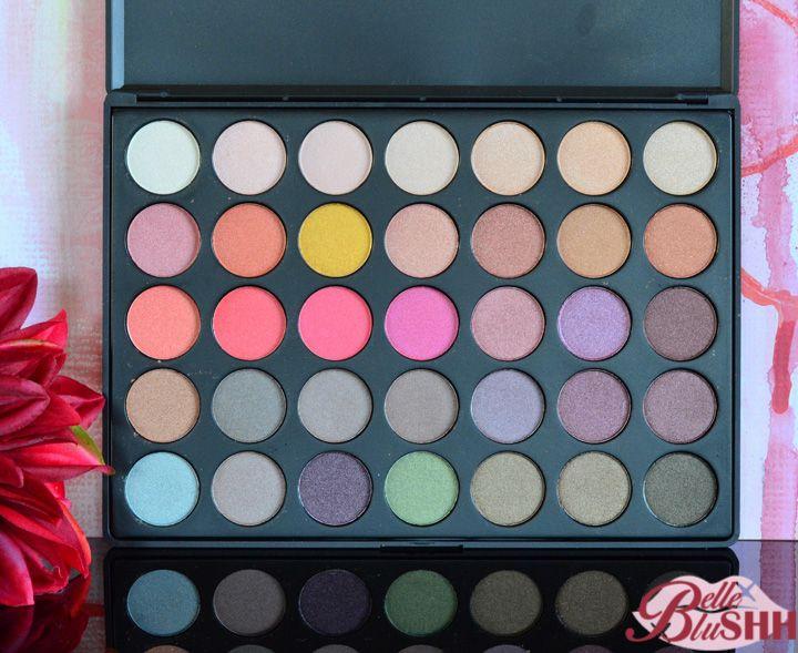 Morphe 35E Colour Bling palette http://belleblushh.com