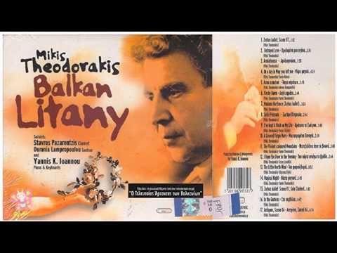 Mikis Theodorakis - Balkan Litany (2005) - YouTube
