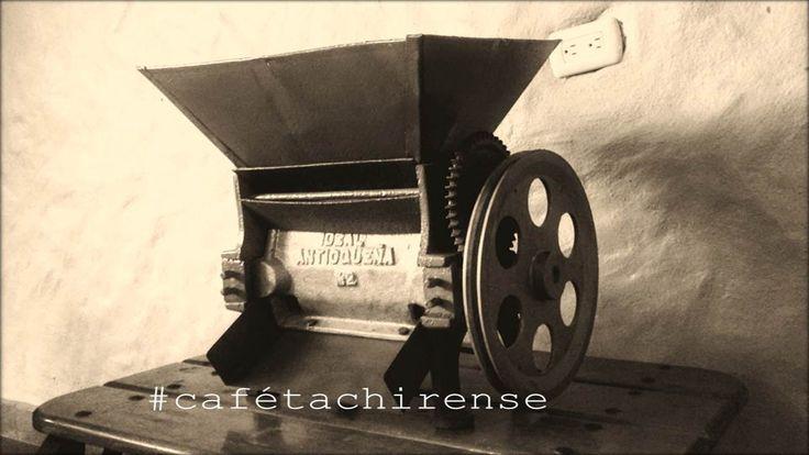 La misma máquina con varios nombres, al cosechar el café se despulpa, y de ahí el nombre: despulpadora, pero también en las montañas tachirenses, se le conoce como: desbabadora, descerezo e inclusive cilindro. Parte de la cultura del #cafetachirense