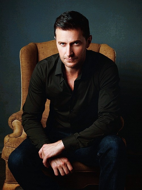 Richard Armitage - as Edward Clark in Gamechanger