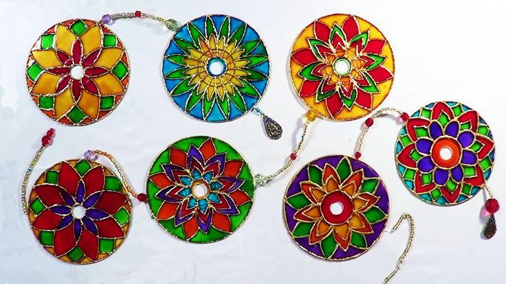 Cinco decoraciones con cds viejos (+fotos) - Oriente 20 - Noticias al Minuto