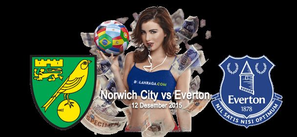 Prediksi Bola: Norwich City vs Everton 12 Desember 2015